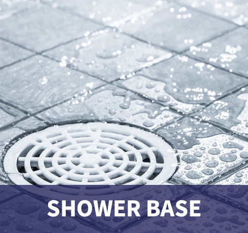 Shower Base Coatings